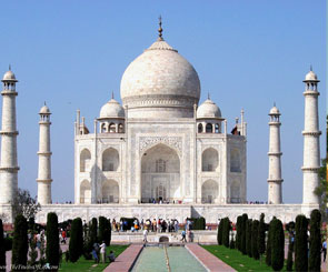 Agra Tour & Travel Guide
